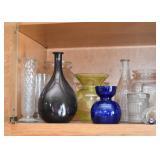Glass Vases & Bottles