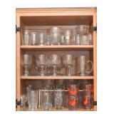 Glassware, Tumblers, Wine Glasses, Stemware