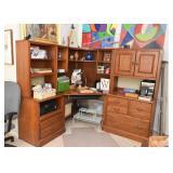 Corner Office Unit