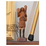 Wood Carving / Statue
