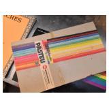 Art Supplies - Pastels