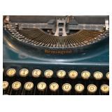 Vintage Remington Portable Typewriter
