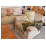 Vintage Chair - Throw Pillows