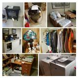 Furniture, China, Tools, Stained Glass & More in White Marsh!