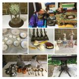 ECLECTIC ANTIQUES, GAMES, FURNITURE, AND MORE - BIDDING ENDS 7/18