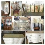 FURNITURE FINDS IN 21205 (SELLER MANAGED) ENDS 6/11