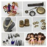 DOLLS, JEWELRY, & MORE IN 21093 - ENDS 7/16