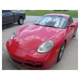 2007 Porsche-Cayman S