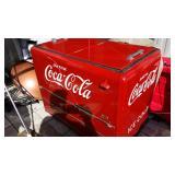 Coca Cola Chest