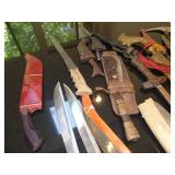 Filipino knives and swords