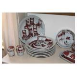 Extensive Collection of Iron Mountain Stoneware!