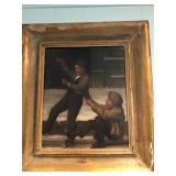 Another Great Estate Sale In Yardley!! John George Brown Painting!!