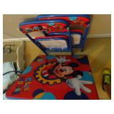 mickey mouse table 2 chairs