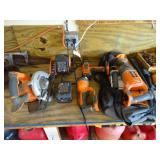 rigid tool set