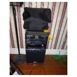 karaoke machine and lots of CD & extras