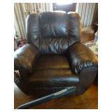 new with tags signature recliner/rocker/swivel chair