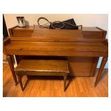 piano by Howard by Baldwin
