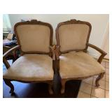 large vintage chairs