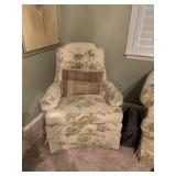 chair w/matching love seat