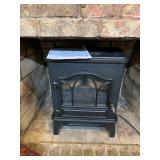 chimney free heater