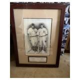 legends of the game Gehrig/Di Maggio