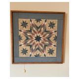 Detweiler wood quilt