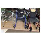 WVT004 Home Health Aids - Wheelchair and Walkers