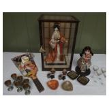 WVT022 Beautiful Asian Dolls and Décor