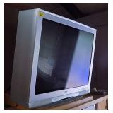"""WVT069 Sharp 32.5"""" TV with Remote"""