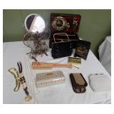 WVT127 Jewelry Boxes, Costume Jewelry, Evening Bags and More!
