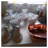 WVT170 Royal Vale Bone China Dish Set, Copper Wear Ever Mold and More!