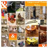 Ampersand Estate Sale in Chicago, IL. May 17 & 18, 2019