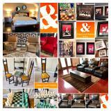 Ampersand Estate Sale in Glenview, IL. September 20 & 21, 2019