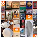 Ampersand Estate Sale in Highland Park, IL. February 21 & 22, 2020