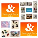 Ampersand Estate Sale in Winnetka, IL. April 30 & May 1, 2021
