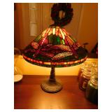 Tiffany Style lamp (Dragonfly)