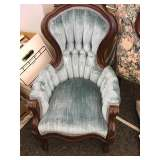 Childs Victorian Style Chair