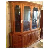 Customer built China/Display Cabinet