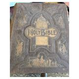 Antique family Bible