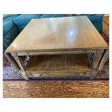 Southern Living Collection Coffee Table