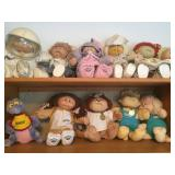 Cabbage Patch Doll collection