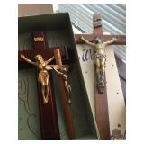 Assortment of Crucifix