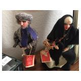 Traveling dolls