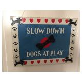 Sing - Slow Down Dogs at Play