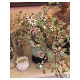 Gemstone Floral Tree