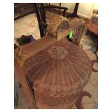 Monumental Sized Chinese Bamboo Steamer