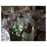 Cut Glassware