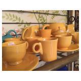 Yellow Festive Ware