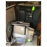 Vintage Projector Keystone Model R-8