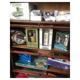 Pair of Anitque Baniset Bookcases